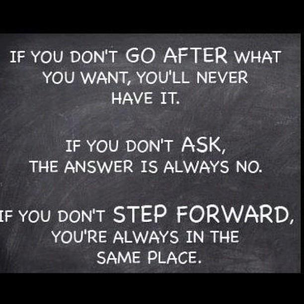 Success Mindset- Go for No